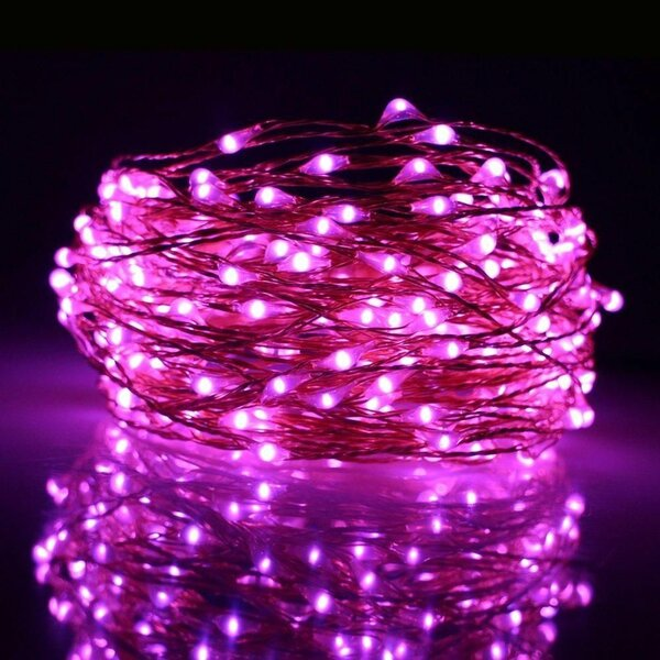 100 LED String Lights by The Holiday Aisle