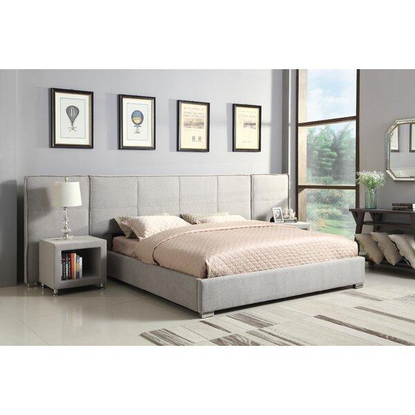 Onalaska Upholstered Bed by Brayden Studio