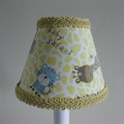 Animal Adventure Night Light by Silly Bear Lighting