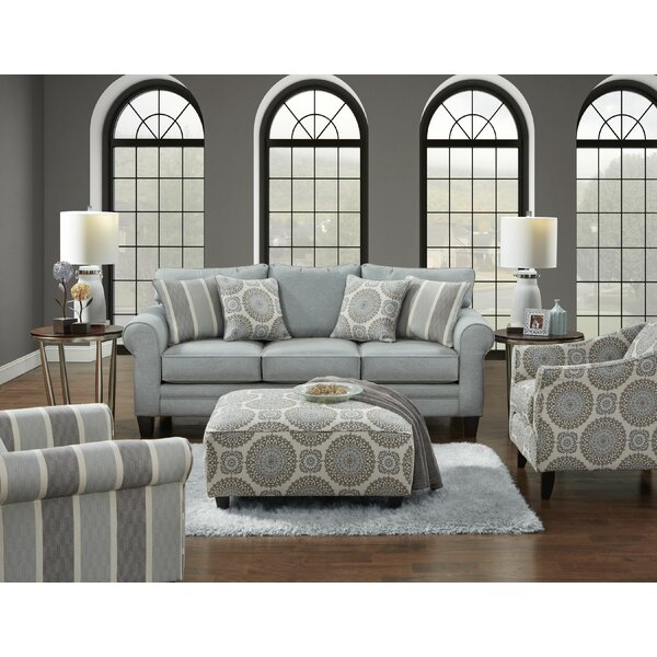 Batson Configurable Standard Living Room Set By Darby Home Co