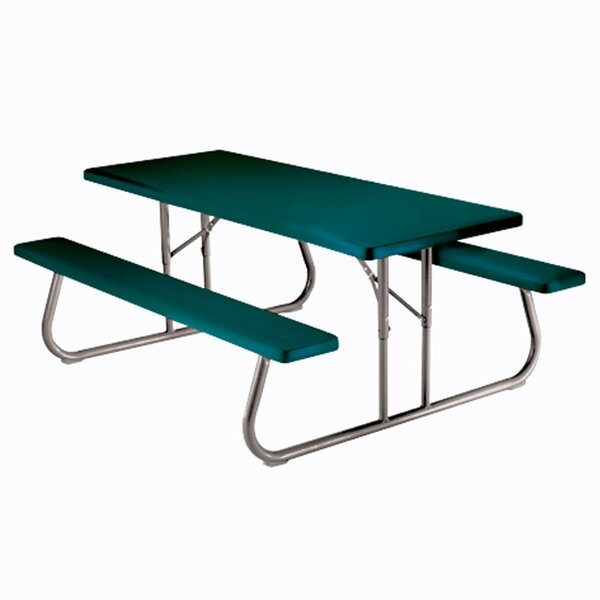 Folding Picnic Table by Lifetime
