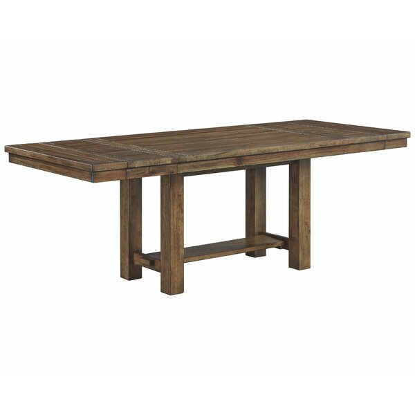 Hillary Dining Table by Laurel Foundry Modern Farmhouse Laurel Foundry Modern Farmhouse