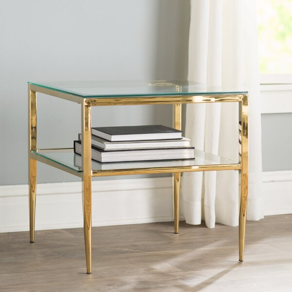 Rahil End Table By Willa Arlo Interiors