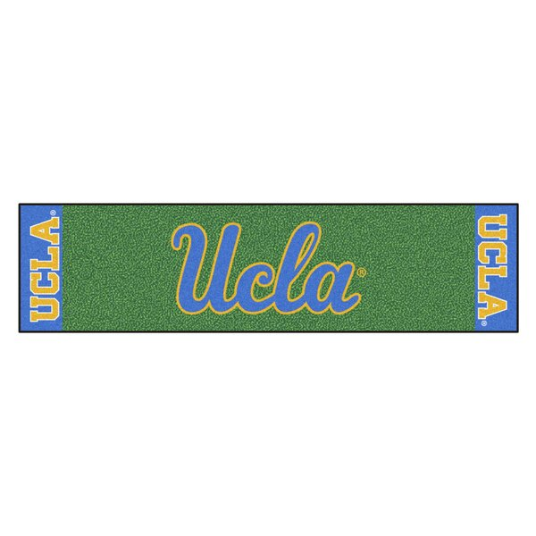 NCAA University of California - Los Angeles (UCLA) Putting Green Doormat by FANMATS
