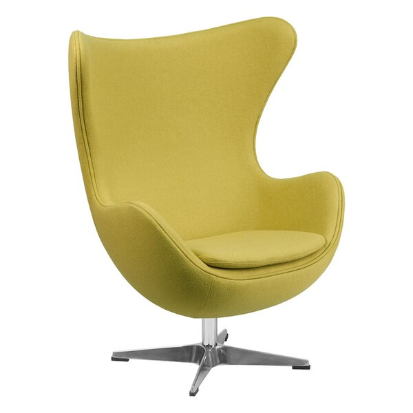Colchester Swivel Balloon Chair by Corrigan Studio
