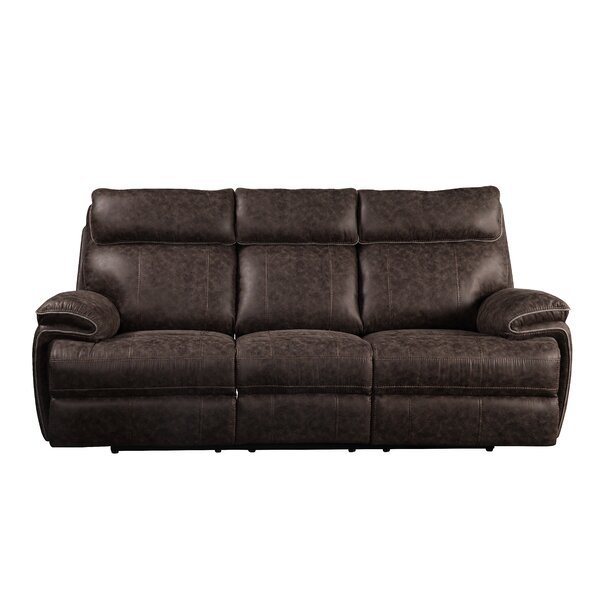 Katia Reclining Sofa by Red Barrel Studio