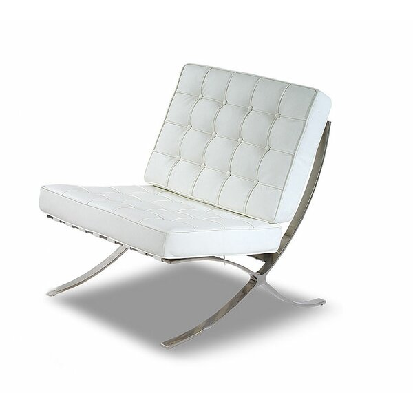Dowdy Leisure Lounge Chair by Orren Ellis