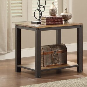 Cahto End Table by Trent Austin Design