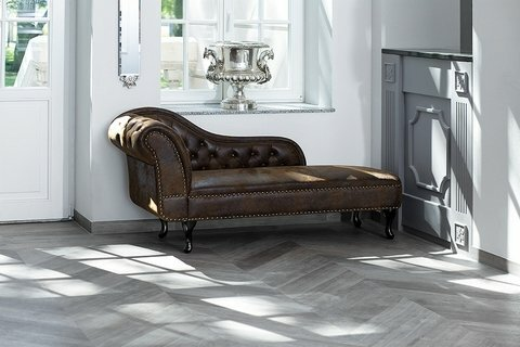 Brennon Chaise Lounge by Charlton Home