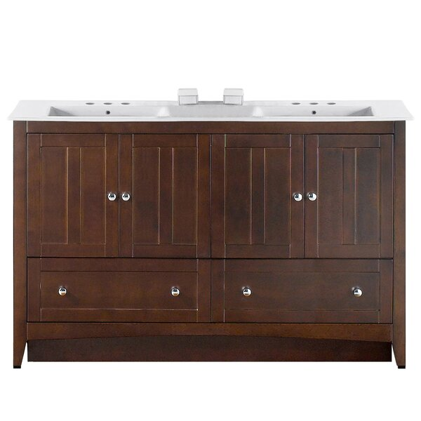 Artic 59 Single Bathroom Vanity Set by Longshore Tides