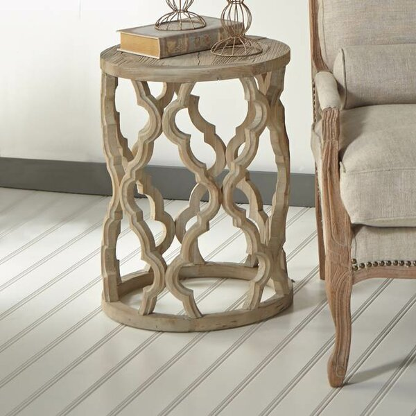 Crissay End Table by One Allium Way