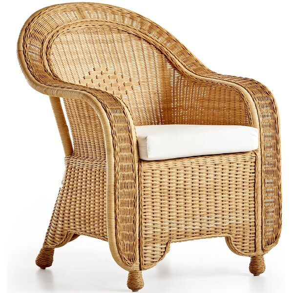 Sanibel Upholstered Dining Chair by South Sea Rattan