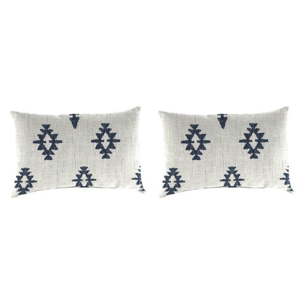 Lantz Indoor / Outdoor Lumbar Pillow (Set of 2)