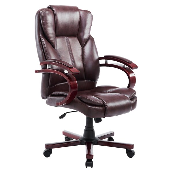 Maren High Back Office Chair by Winston Porter