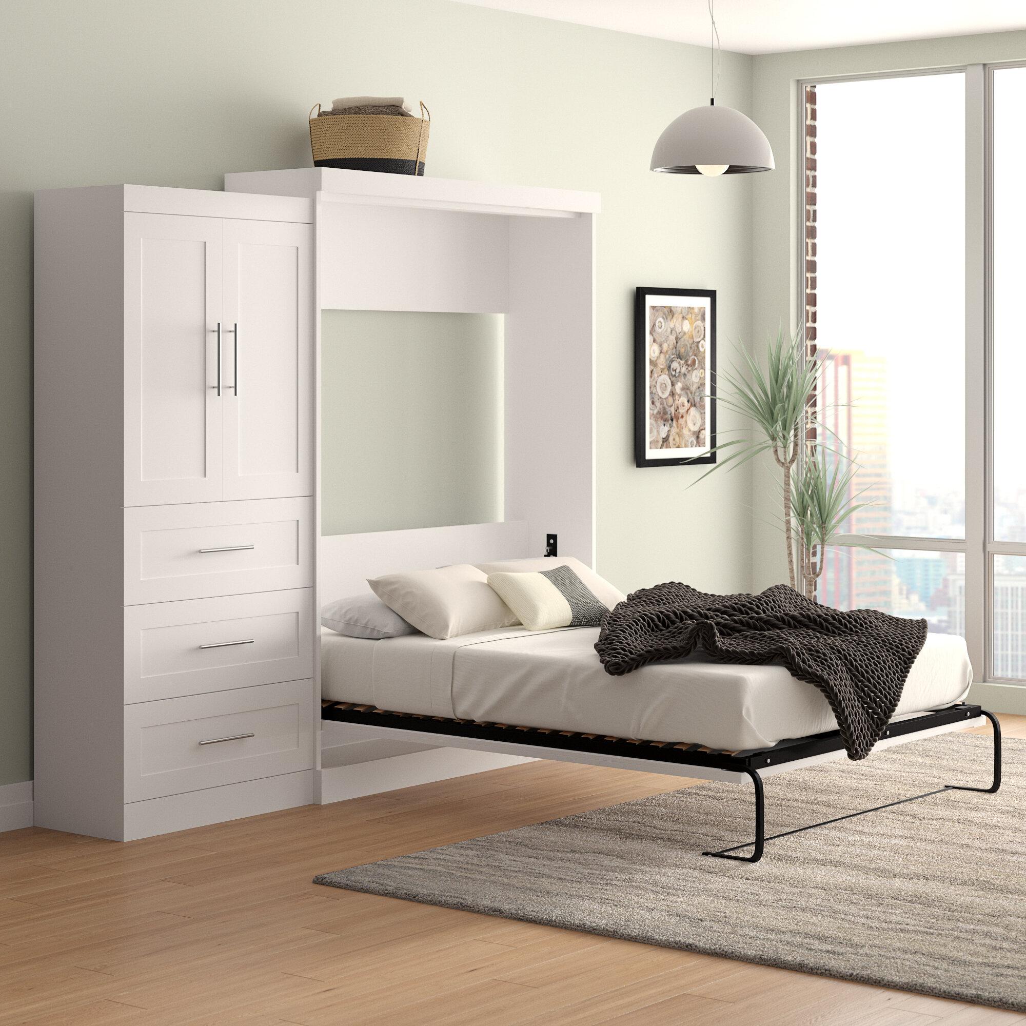 Remarkable Latitude Run Shanna Murphy Bed Reviews Wayfair Creativecarmelina Interior Chair Design Creativecarmelinacom