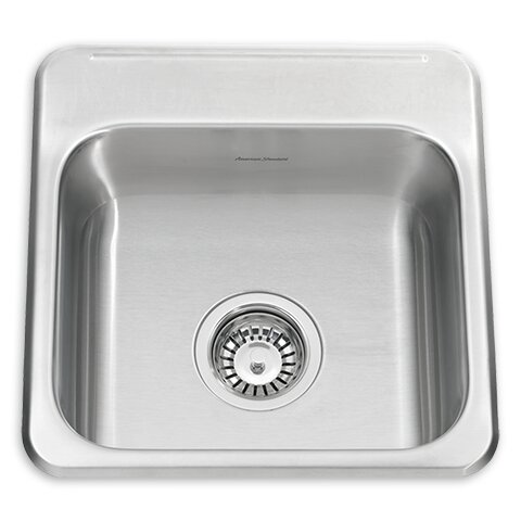 Ada 15.13 L x 15.44 W Kitchen Sink by American Standard