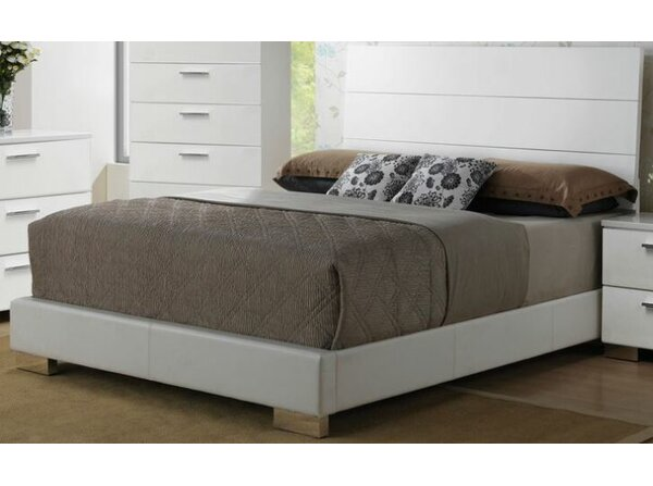 Jasinski Upholstered Standard Bed by Latitude Run