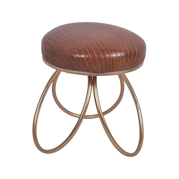 Knarr Comforting Accent stool by Mercer41