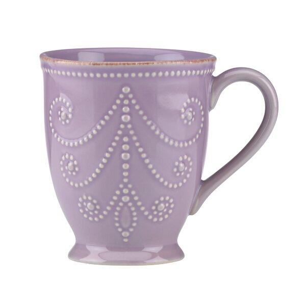 French Perle Mug by Lenox