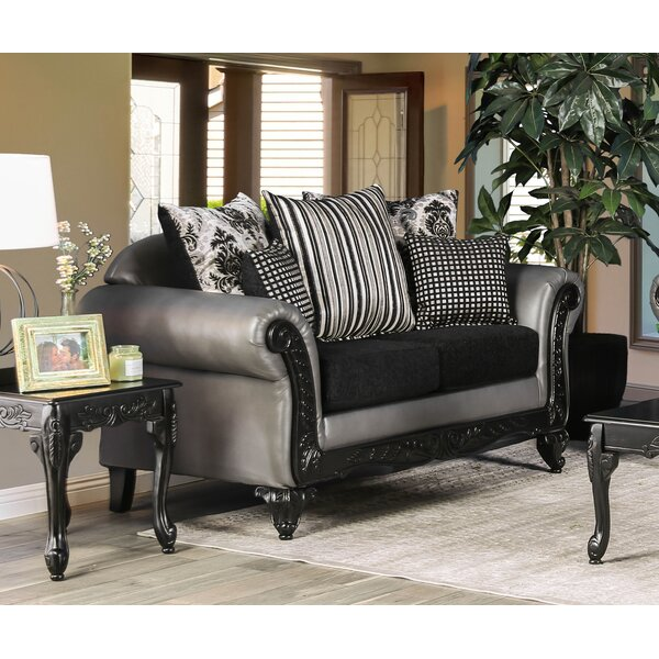 Ridings Loveseat by Astoria Grand