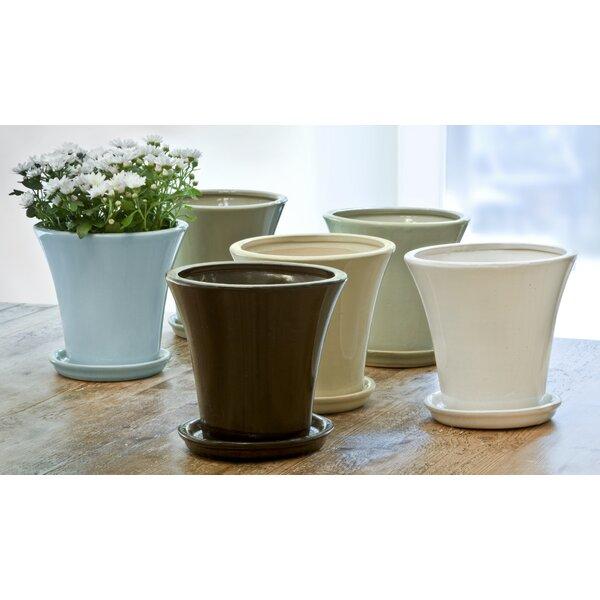 Uvanovic 6-Piece Terracotta Pot Planter Set by Red Barrel Studio