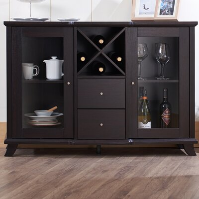 sideboards buffet tables you 39 ll love wayfair. Black Bedroom Furniture Sets. Home Design Ideas