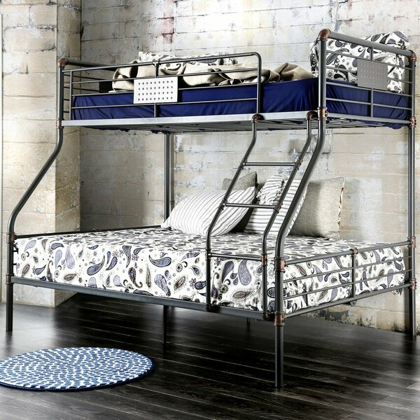 Chapin Bunk Bed by Harriet Bee