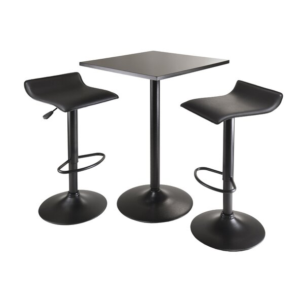 Avery 3 Piece Dining Table Set by Zipcode Design