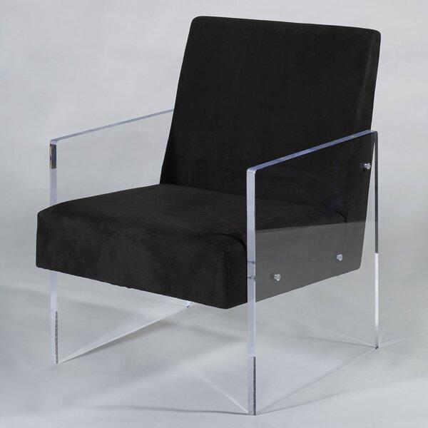 Block Armchair by Shahrooz