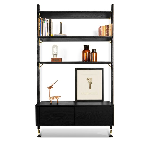 Lowes 83 Standard Bookcase by Brayden Studio