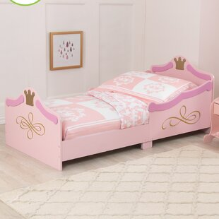 Princess Convertible Toddler Bed By KidKraft