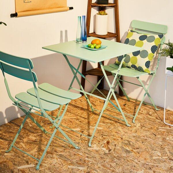Jovie 3 Piece Bistro Set by Ebern Designs