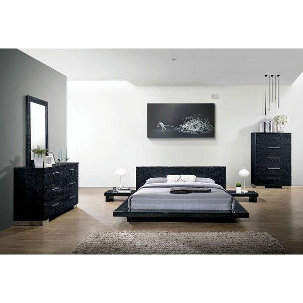 New Cedar Platform Configurable Bedroom Set By Orren Ellis Wonderful