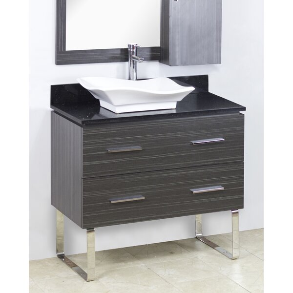36 Single Modern Bathroom Vanity Set by American Imaginations