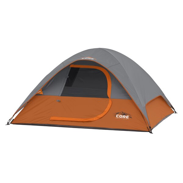 3 Person Dome Tent by Core Equipment