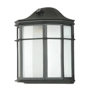 Buying 1-Light Outdoor Flush Mount By Sunset Lighting
