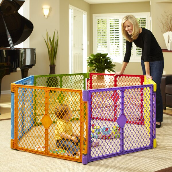 Superyard Colorplay Play Yard by North States