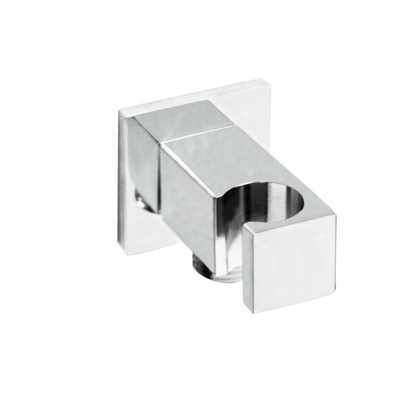 Hydrotherapy Square Hand Held Shower Bracket by Roman Soler by Nameeks