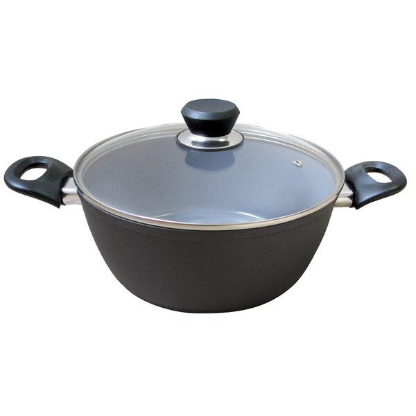 Round Non-Stick Greblon Cuisine Casserole by MyCuisina