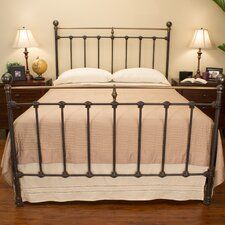 Durham Panel Bed by Benicia Foundry and Iron Works