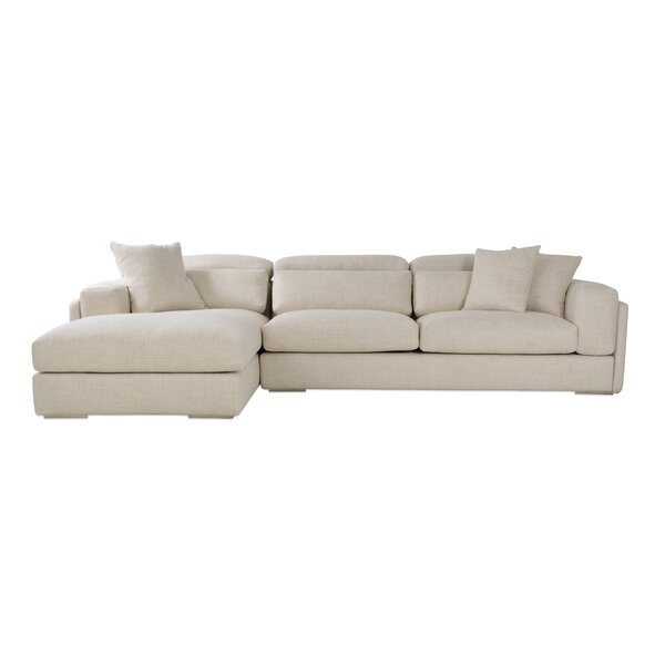 Hollywood Sectional by sohoConcept