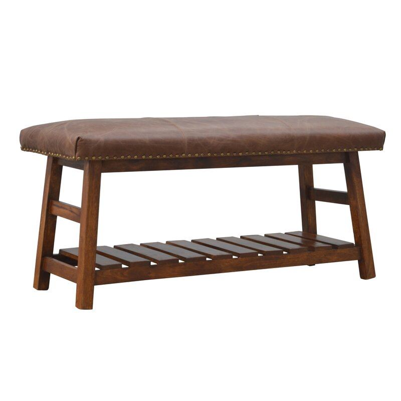 Tys Hallway Upholstered Dining Bench