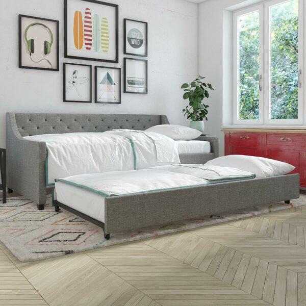 Miraculous Trundle Couch Wayfair Short Links Chair Design For Home Short Linksinfo