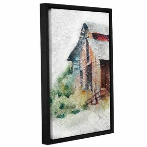 Farmhouse Framed Painting Print by August Grove