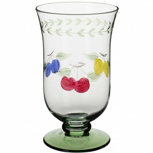 French Garden 16 oz. Crystal Every Day Glass (Set of 4) by Villeroy & Boch