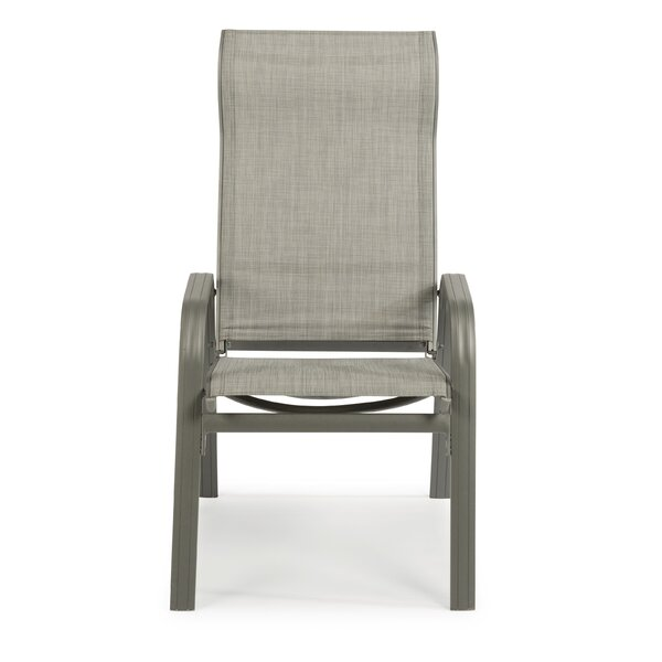 Dinapoli Patio Dining Chair by Red Barrel Studio Red Barrel Studio