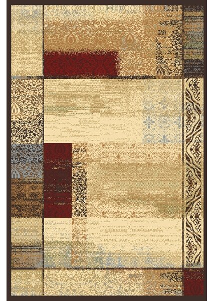 Galaxy Indoor Area Rug by L.A. Rugs