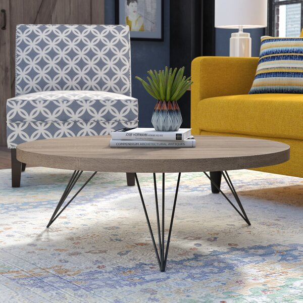 Treece Coffee Table by Mercury Row