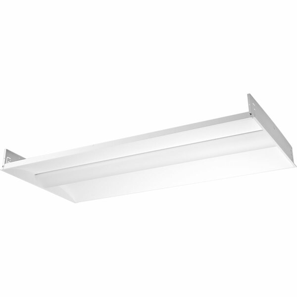 2-Light Architectural Troffer by Progress Lighting