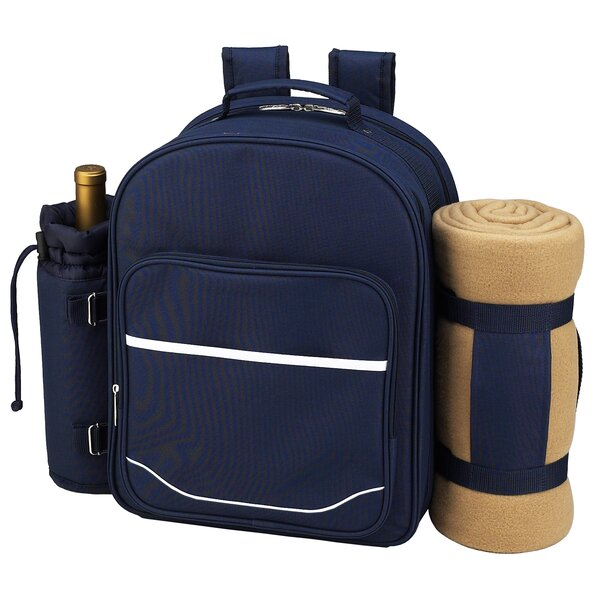 Trellis Backpack Picnic Cooler by Picnic at Ascot